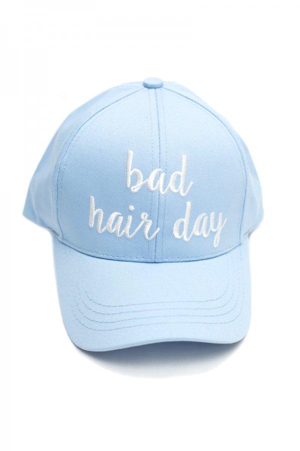 CC Light Blue Bad Hair Day Cap 2009ba7b881d