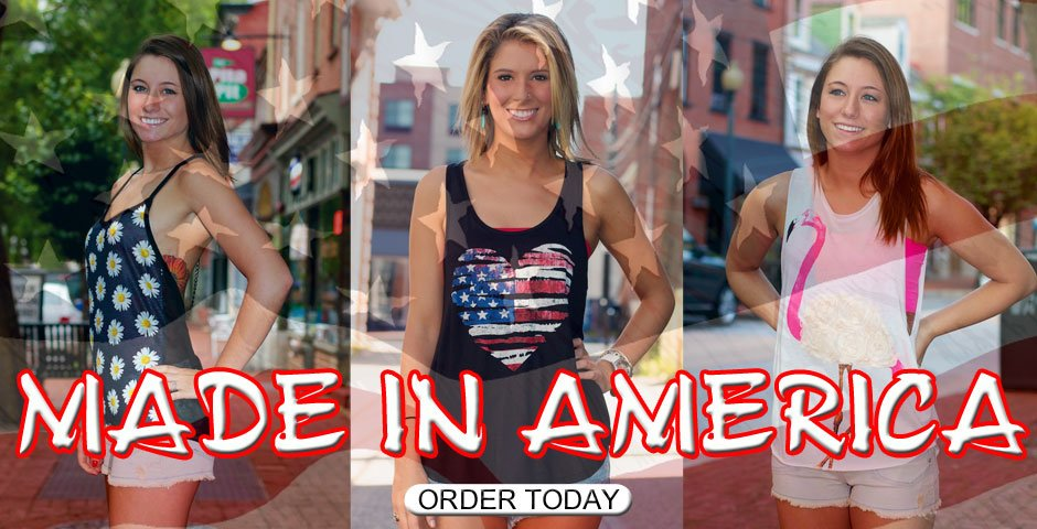 Made in America Ad