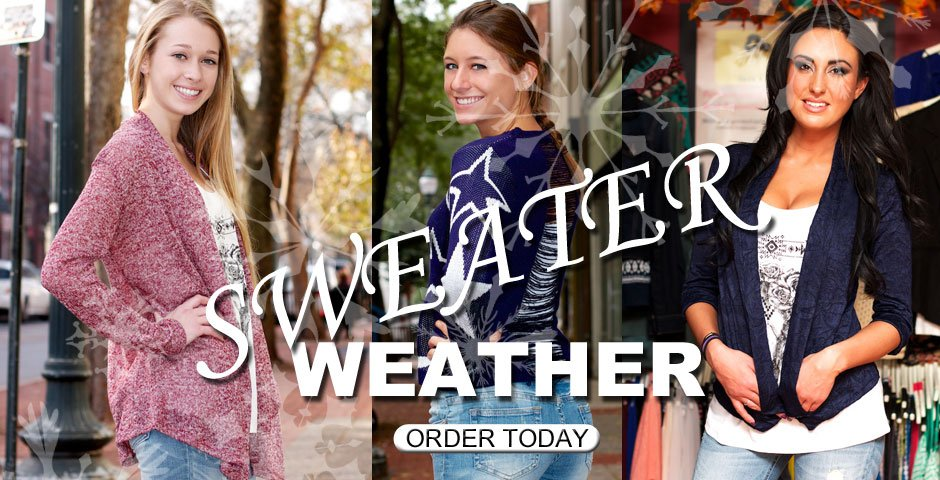Sweater Weather Ad