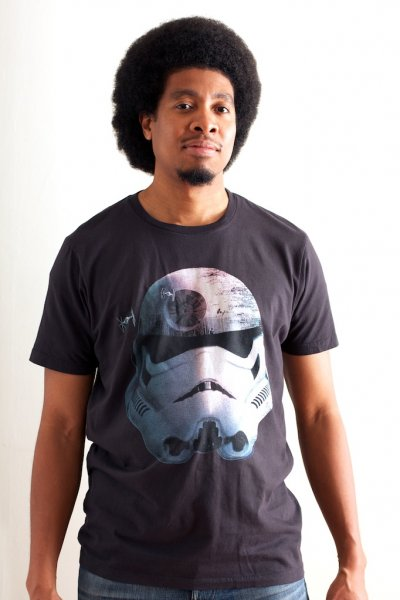 Star Wars Death Star Stormtrooper Tee by Junk Food