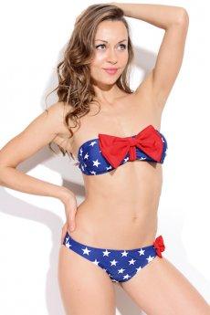 Dippin Daisy American Star Bikini