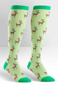 Reindeer Games Socks by Sock It To Me