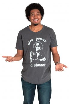 Give Peace A Chance Tee by Junk Food