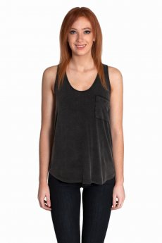 Twist Back Tank by She and Sky