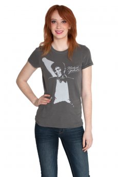 Michael Jackson Spotlight Tee by Junk Food