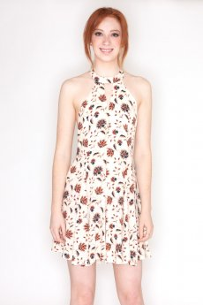 Floral Dress by Hommage