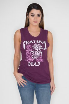Grateful Dead Tank by Junk Food