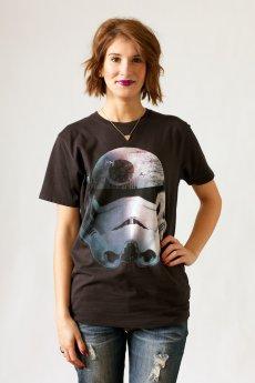 Stormtrooper Death Star Tee by Junk Food