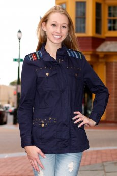 Military Jacket by Cecico