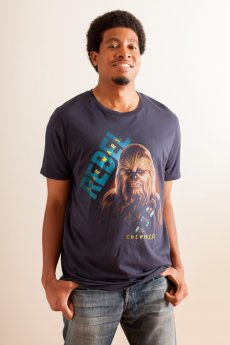 Chewbacca Rebel Tee by Junk Food