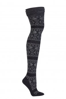 Alpine Over The Knee Socks by Sock It To Me