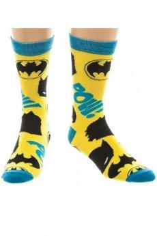 Batman Pow Socks by Bioworld