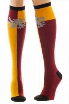 Harry Potter Gryffindor Knee High Socks