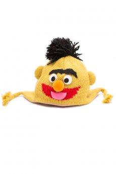 Bert Pilot Hat by Delux Knitwits