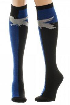 Harry Potter Ravenclaw Knew High Socks