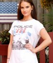 The Police Ghost In The Machine Tee by Junk Food Clothing