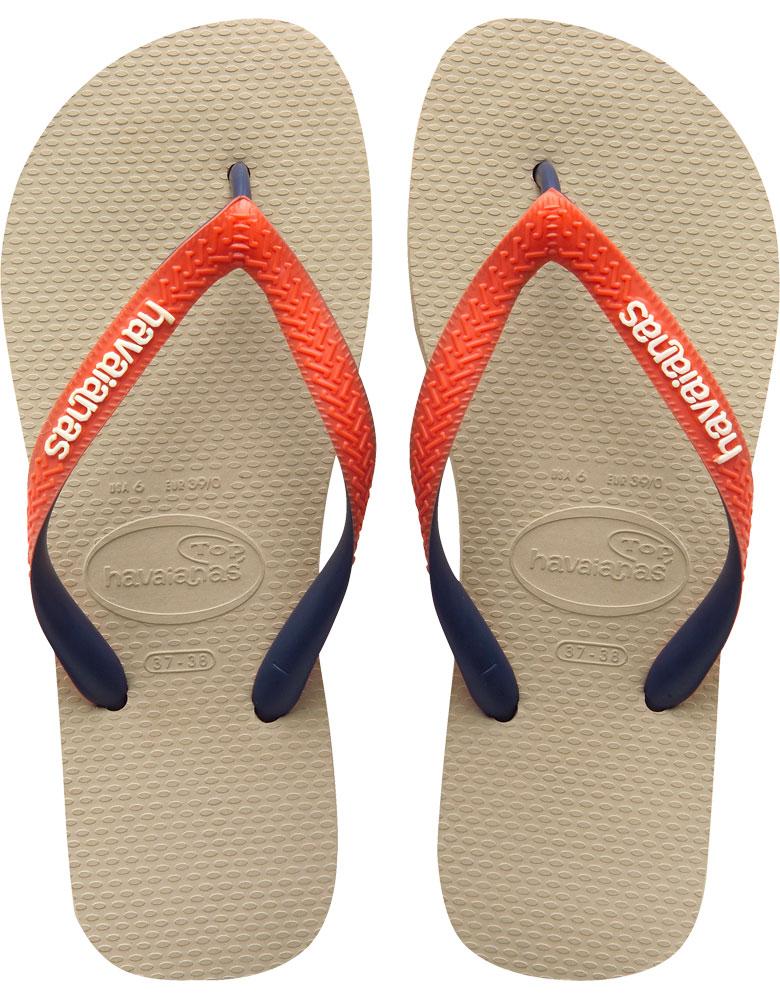 Havaianas Sand Grey Havaianas Top Mix Sandal cf1bb720b7c6