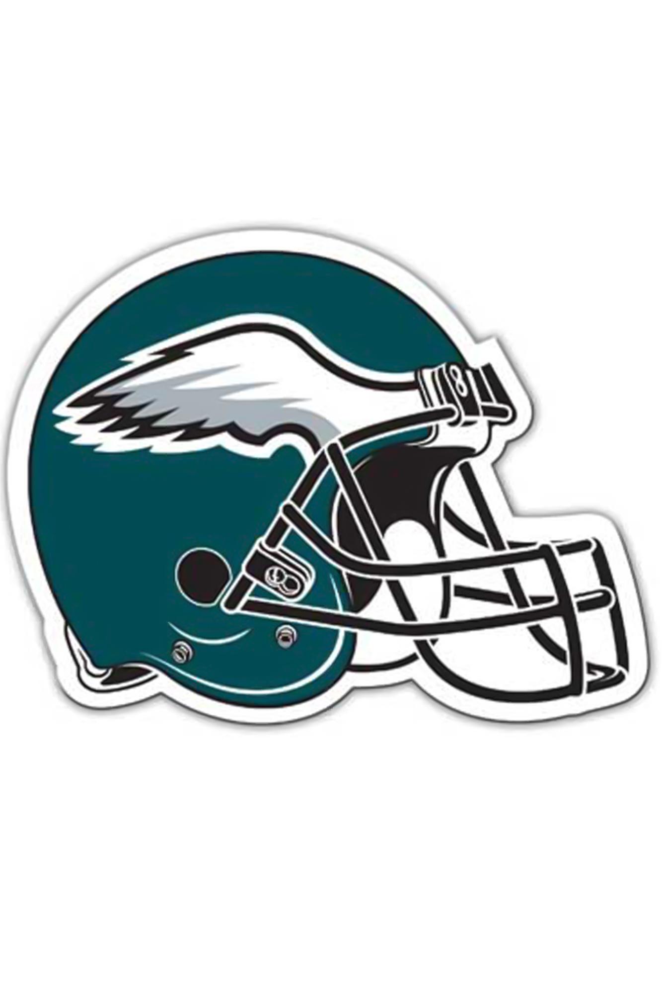 Fremont Die Philadelphia Eagles Helmet Magnet