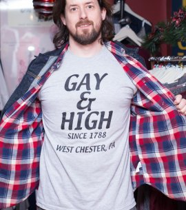Gay And High