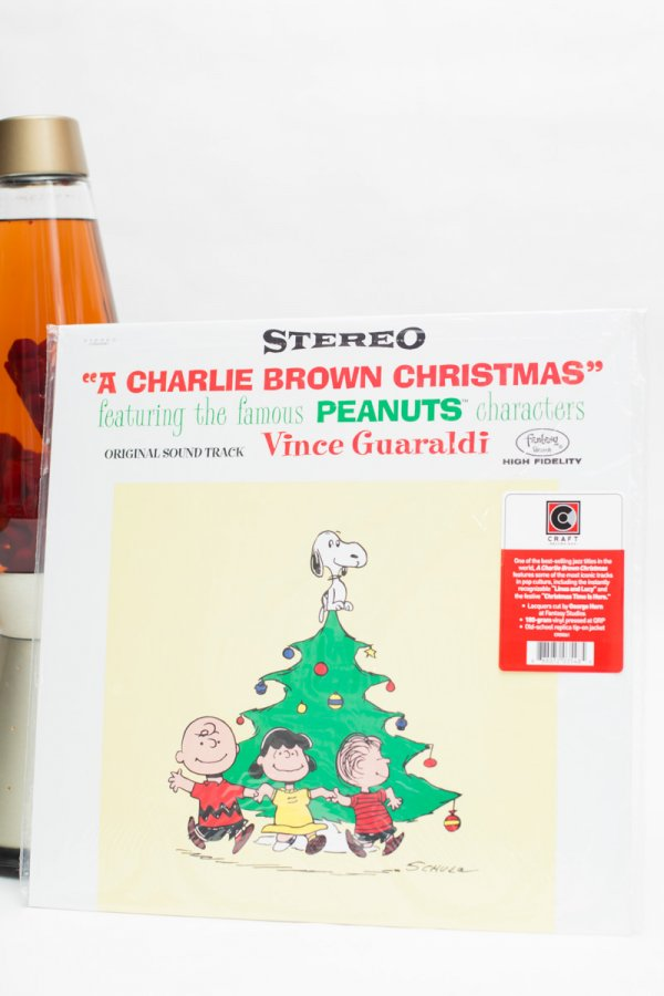 A Charlie Brown Christmas Soundtrack.A Charlie Brown Christmas Soundtrack