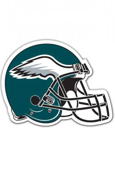 Philadelphia Eagles Helmet Magnet