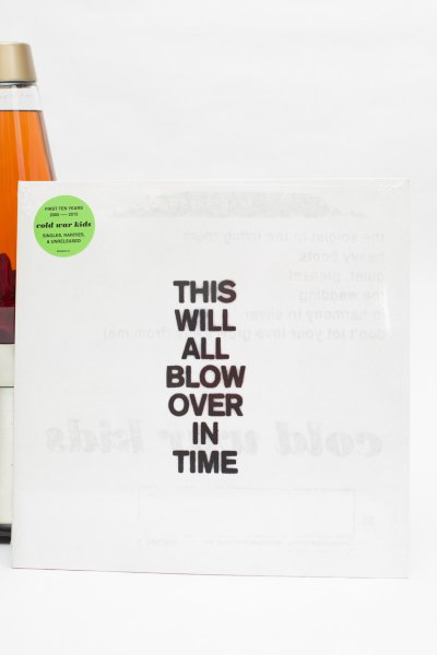 Cold War Kids - This Will All Blow Over In Time Vinyl