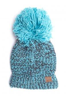 Chunky Knit Pom Beanie by C.C.
