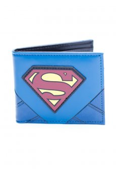 Superman Bifold Wallet by Bioworld