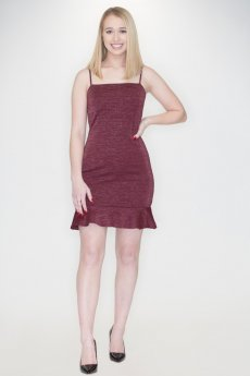 Lurex Cami Dress by She and Sky