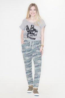 Camouflage Jogger Pants by Cherish