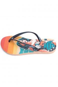 Wonder Woman Slim Sandal by Havaianas