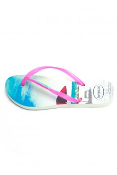 Summer View Slim Paisage Sandal by Havaianas