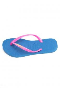 Blue Steel Slim Logo Popup Sandal by Havaianas
