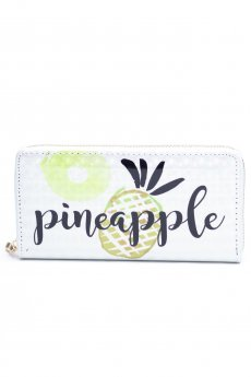 Pineapple 3D Wallet by Love of Fashion