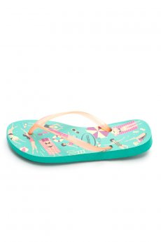 Beach Party Slim Cool Sandal by Havaianas