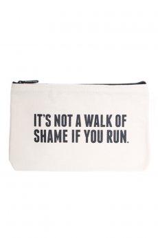 Walk of Shame Pouch by Sapling Press