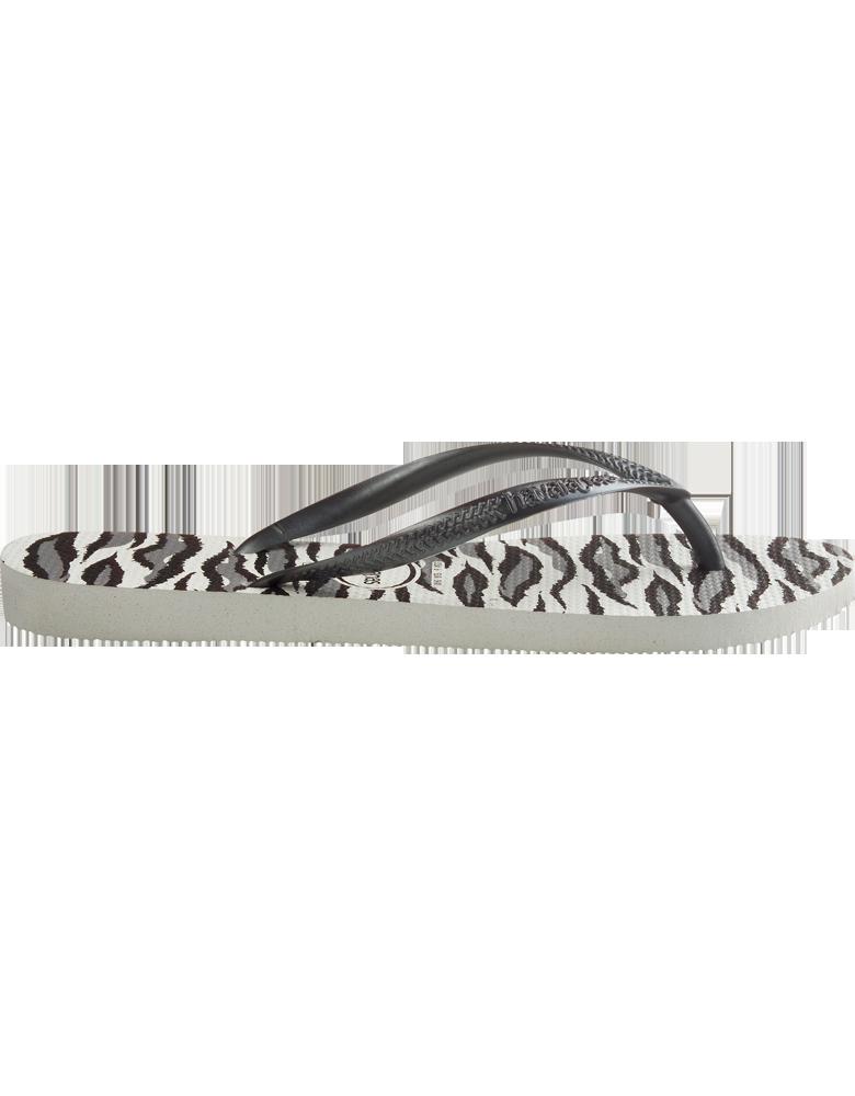 5d5f4bd4ce19 Havaianas Havaianas Slim Zebra Animal Sandals